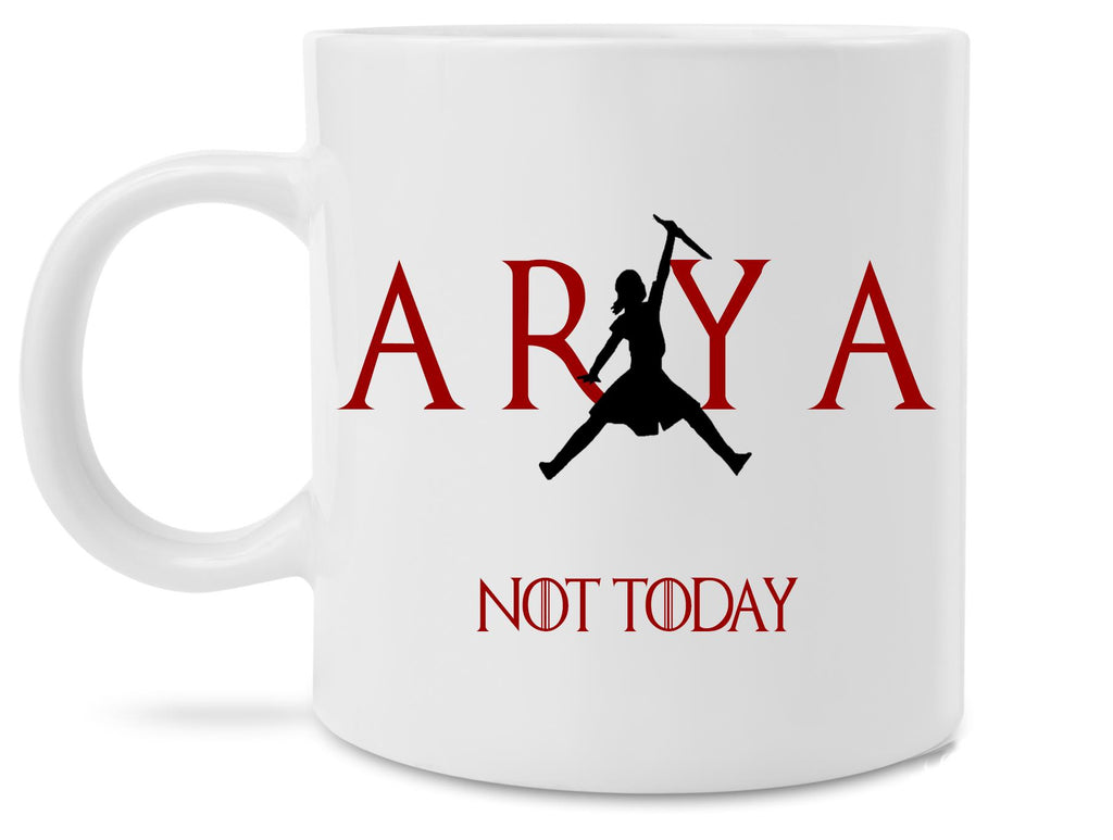A Ray Not Today Christmas Gift Mug