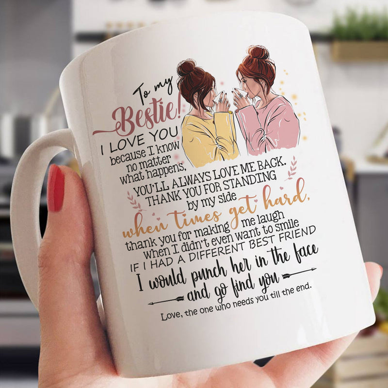 Special Gift To Your Bestie Mug
