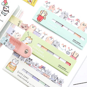 Kawaii Kitty Washi Stickers Pack - Kawaii Kitty, The cutest Cat themed Gifts for cat lovers
