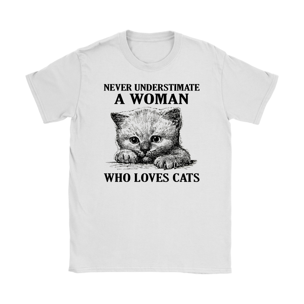 A Woman Who Loves Cats