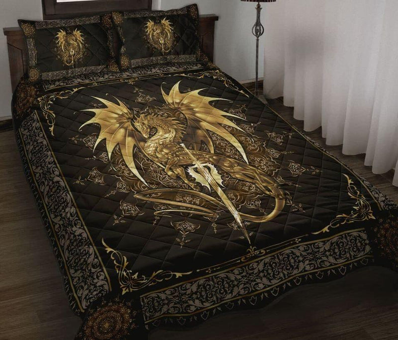 Love Dragon Bedding Set