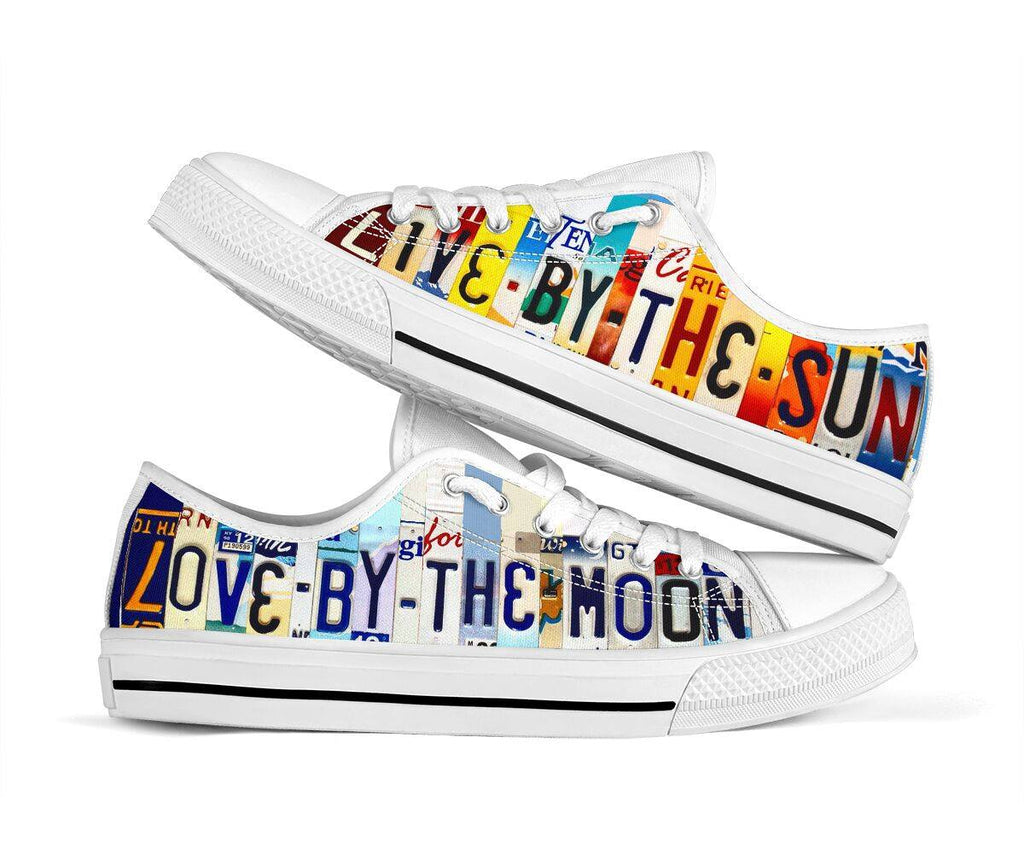 Hippie Gypsy Live By Sun Love By Moon Low Top Shoe