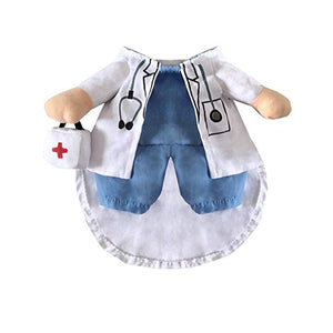 Doctor Cat Costume - Kawaii Kitty, The cutest Cat themed Gifts for cat lovers