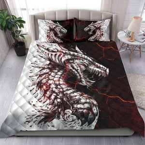 Lava Dragon Gift Bedding Set