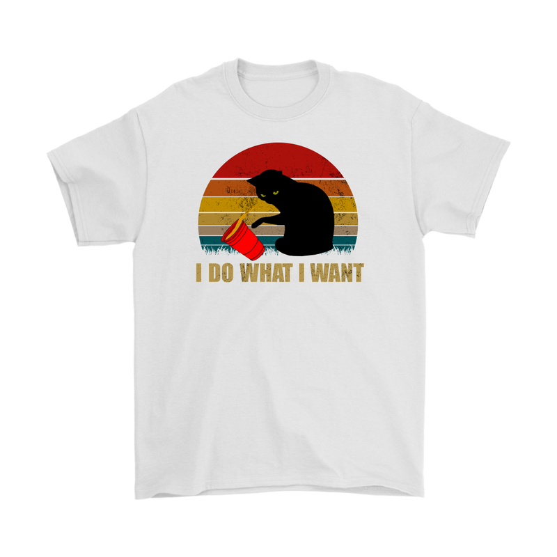 Cat I Do What I Want T Shirt Apparel
