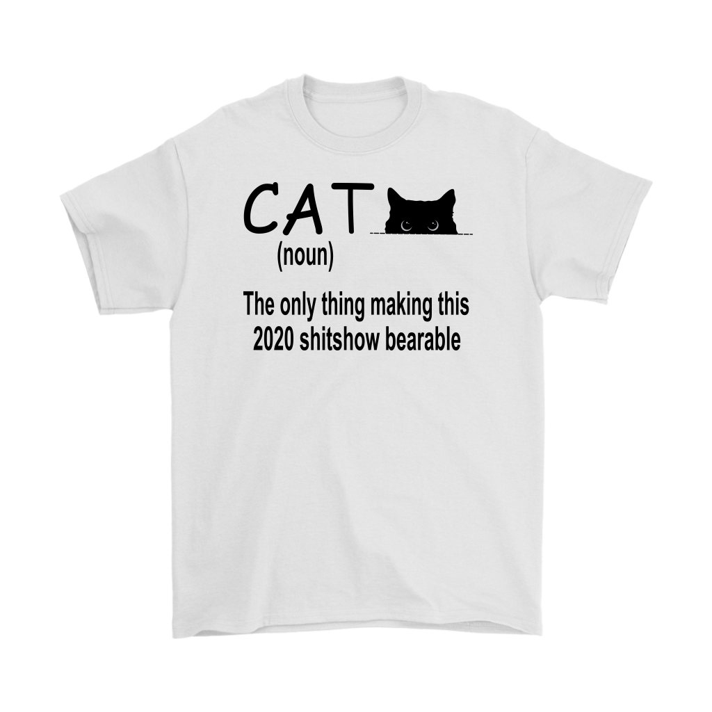 Cat The Only Thing Make This 2020