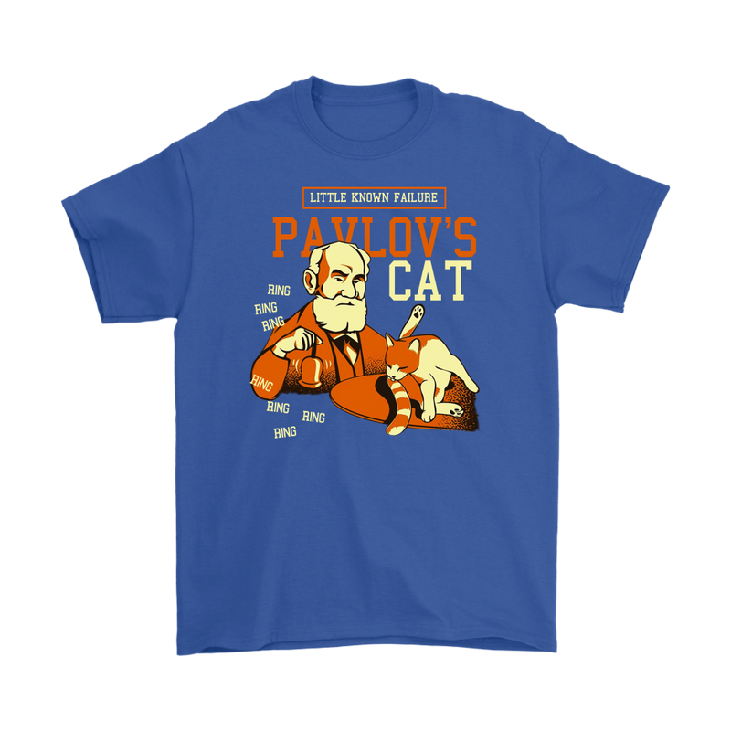 Ring Ring Cat T-Shirt