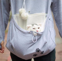 Cat Eared Pouch Hoodie - Kawaii Kitty, The cutest Cat themed Gifts for cat lovers