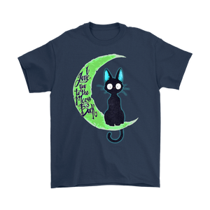 Cats In Moon