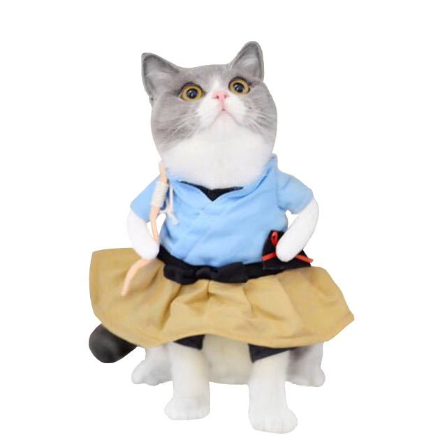 Hunter Cat Costume - Kawaii Kitty, The cutest Cat themed Gifts for cat lovers