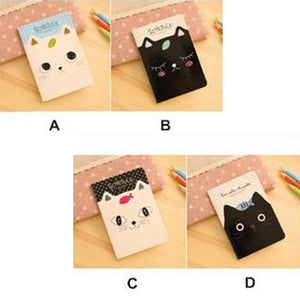 Kitty mini Journal pack - Kawaii Kitty, The cutest Cat themed Gifts for cat lovers