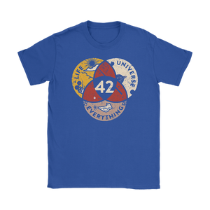 Life Universe Everything 42 T-Shirt