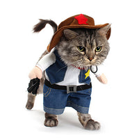Cowboy Cat Costume - Kawaii Kitty, The cutest Cat themed Gifts for cat lovers