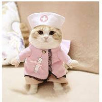 Nurse Cat Costume - Kawaii Kitty, The cutest Cat themed Gifts for cat lovers
