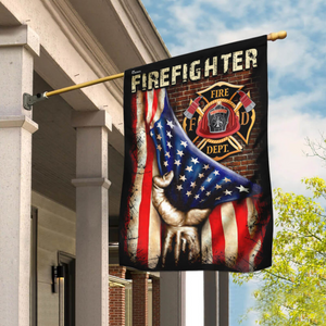 US Firefighter Flag