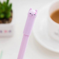 Kawaii Kitty Gel Pens - Kawaii Kitty, The cutest Cat themed Gifts for cat lovers