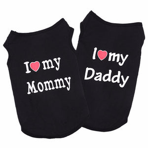 I love My mommy Cat Top - Kawaii Kitty, The cutest Cat themed Gifts for cat lovers