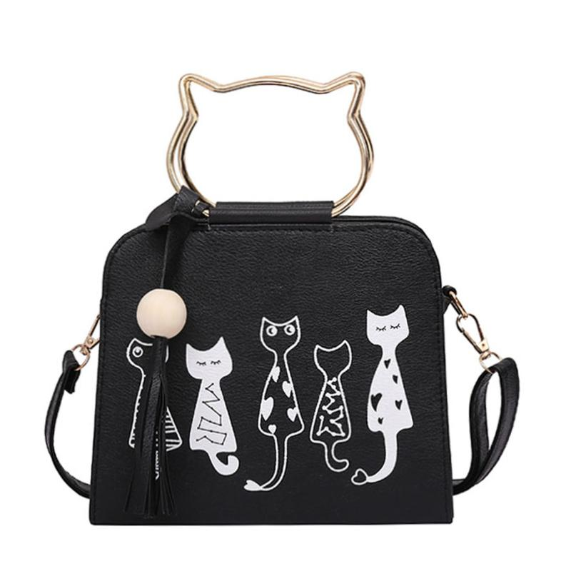 Cat Family Purse - Kawaii Kitty, The cutest Cat themed Gifts for cat lovers