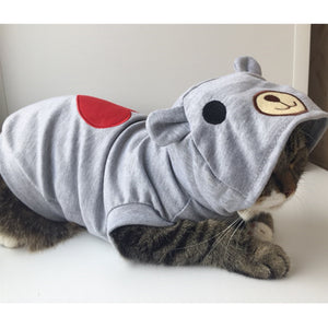 Kawaii Kitty Hoodie - Kawaii Kitty, The cutest Cat themed Gifts for cat lovers
