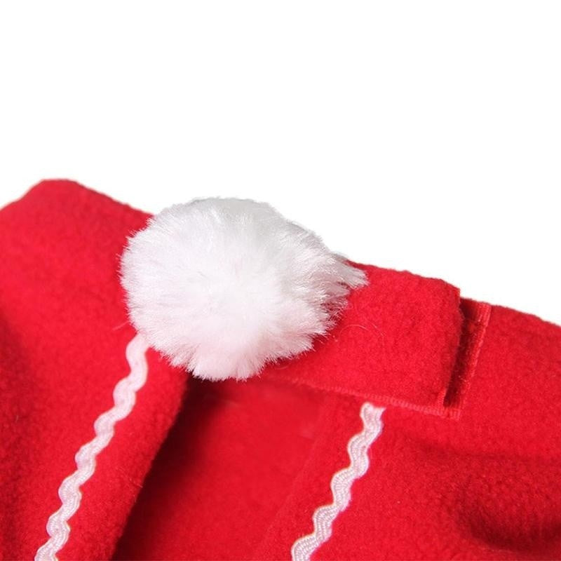 Cat Christmas Cloak - Kawaii Kitty, The cutest Cat themed Gifts for cat lovers