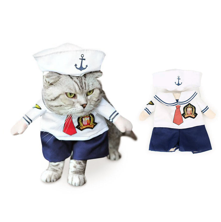 Sailor Cat Costume - Kawaii Kitty, The cutest Cat themed Gifts for cat lovers
