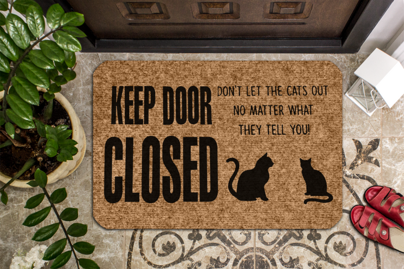 Dont Let The Cats Out No Matter What They Tell You