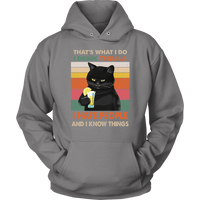 I Hate People And I Know Things T-Shirt