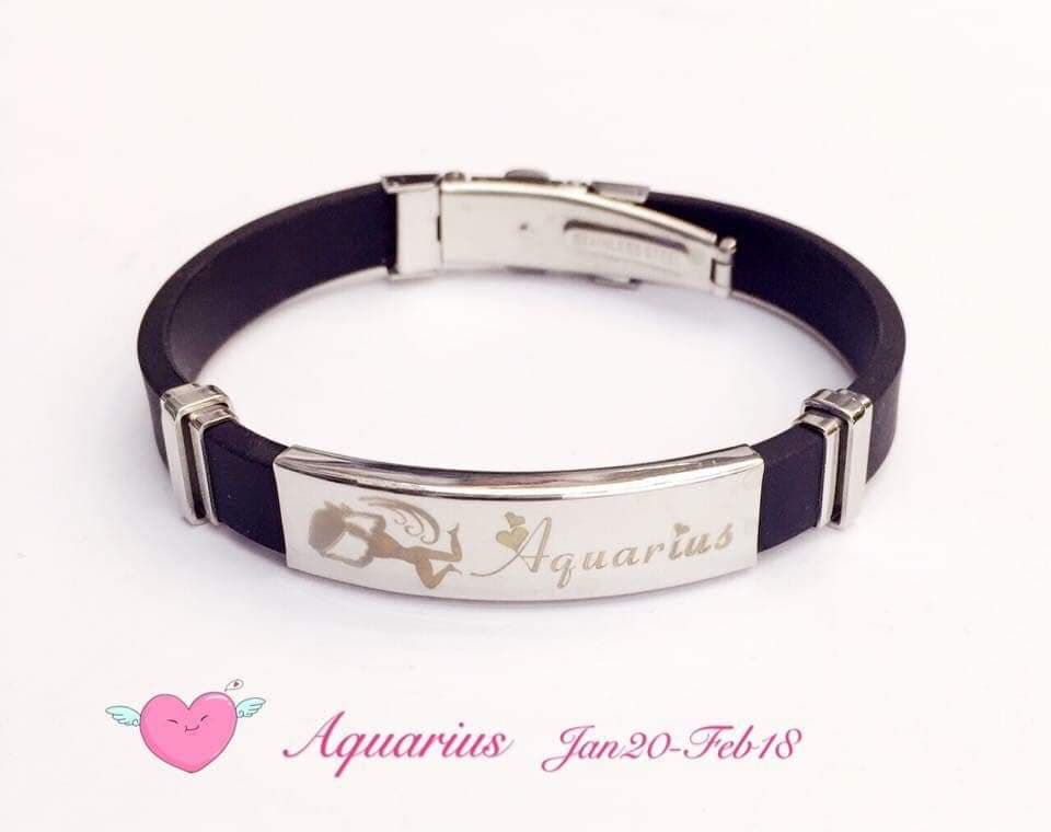 AQUARIUS HOROSCOPE MONEY AND LOVE MAGNET BRACELET 2019
