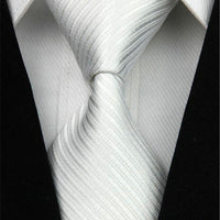 White Mens Ties