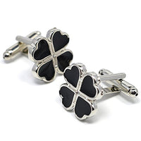 Clover Mens Designer Cufflinks UK