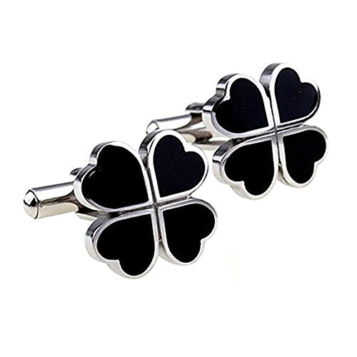Clover Cufflinks UK