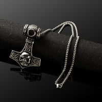 XL Thor's Hammer Necklace