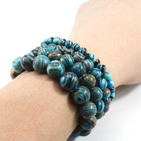 Men Beaded Bracelets UK