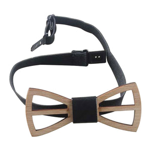 Wooden Cut Out Cheap Bowties