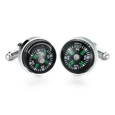 Compass Mens Cufflinks uk