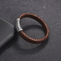 Best Brown Leather Bracelet UK