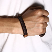 mens rope bracelets uk