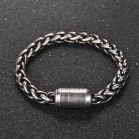 Retro Stainless Steel Bracelet