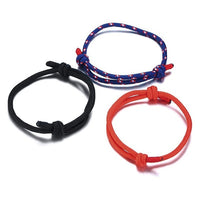 Rope Bracelet Triple Set