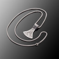 Stainless Steel Viking Necklace