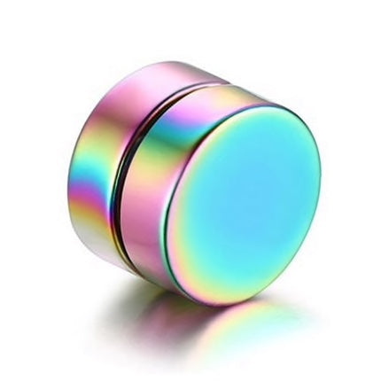 Rainbow Magnetic Stud Earring