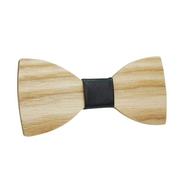Birch Wood Cheap Bow Ties