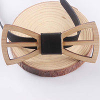 Online Wooden Cut Out Bowties