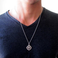 Compass Necklace Online