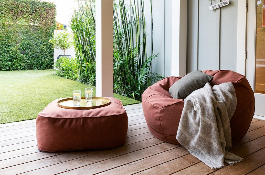 Outdoor Bean Bags - New Colour Range