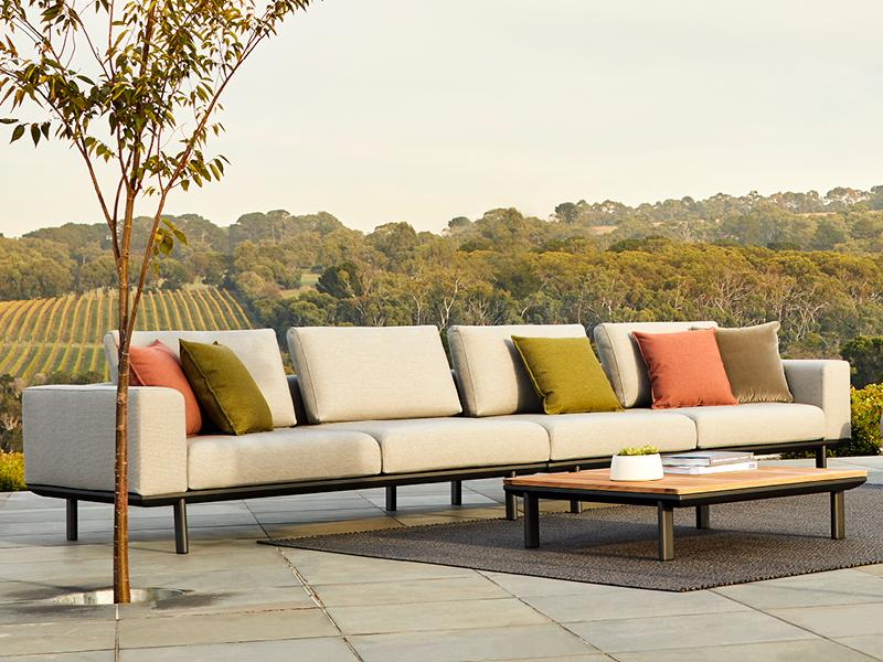 Addis Outdoor Sofa