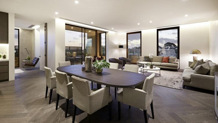 Manhattan Apartment, Toorak