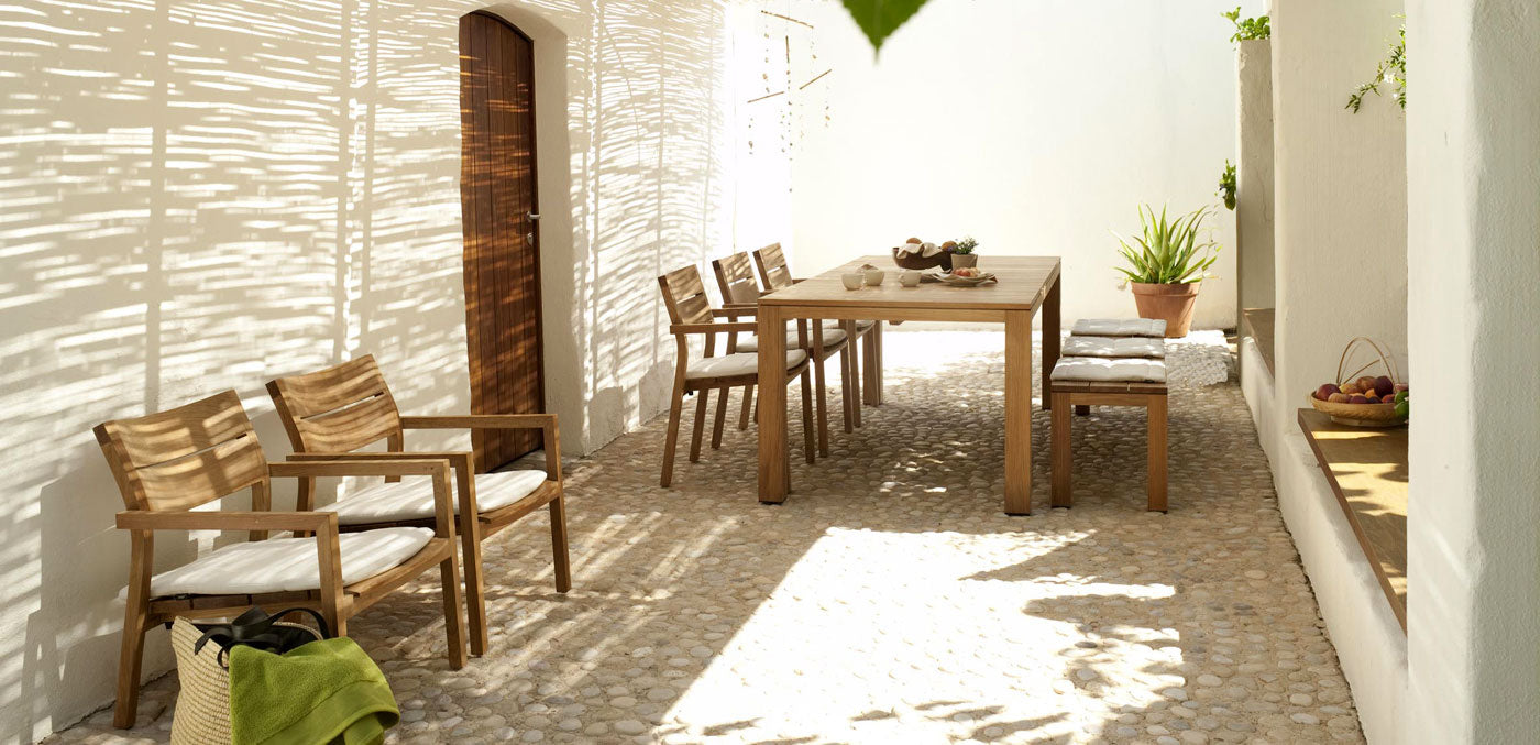Teak Outdoor Furniture - What you need to know. - Melbourne, Sydney ...
