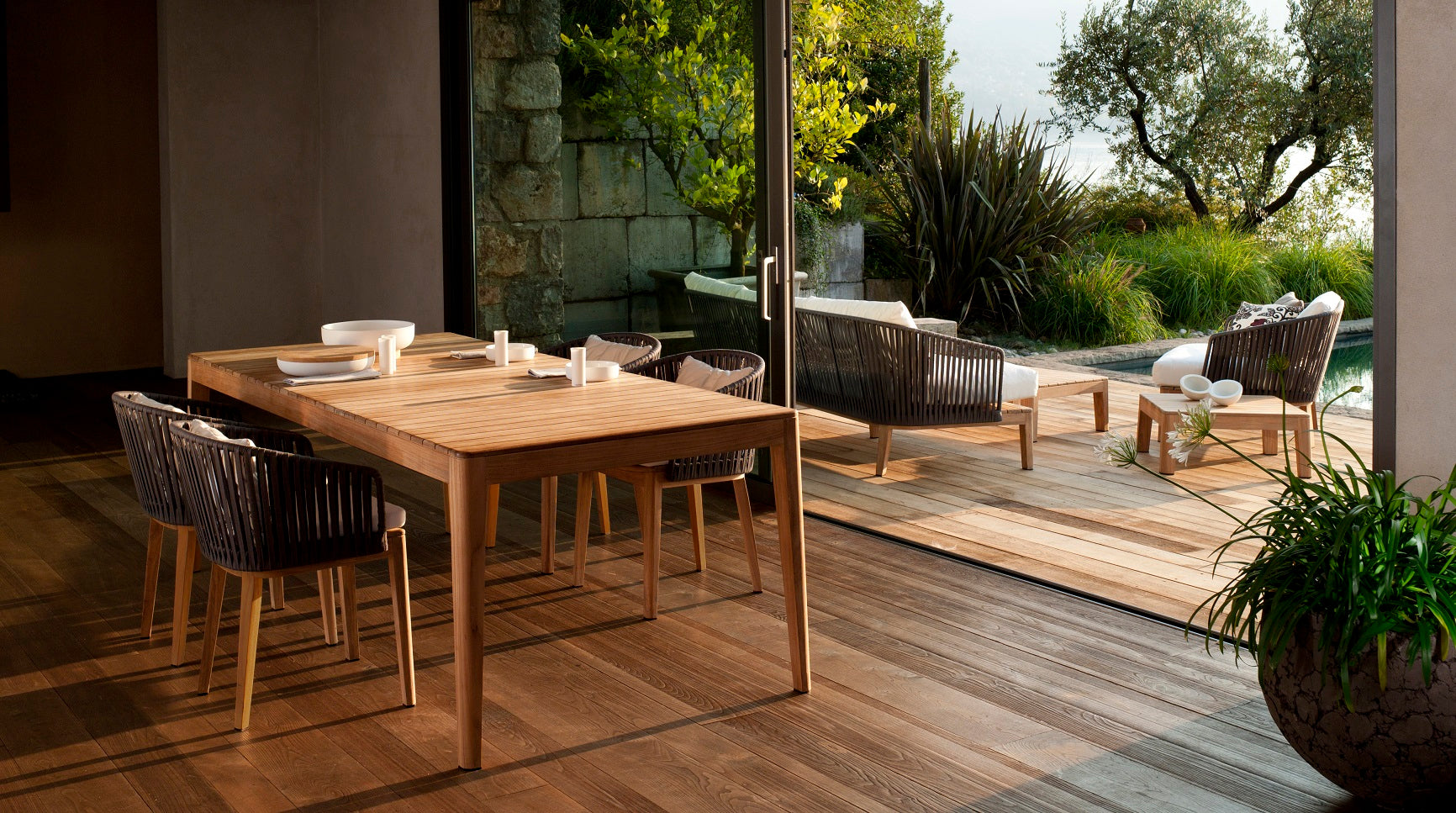 What You Need To Know About Teak Outdoor Furniture Cosh Living