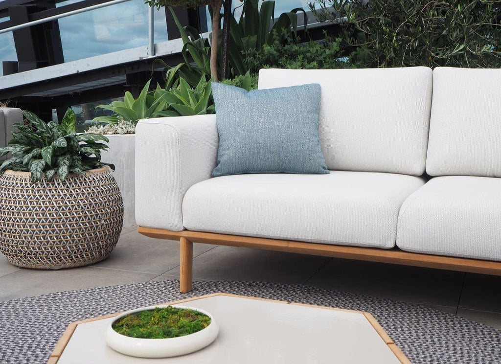Addis Teak Sofa 50% Off Outdoor Furniture Kett